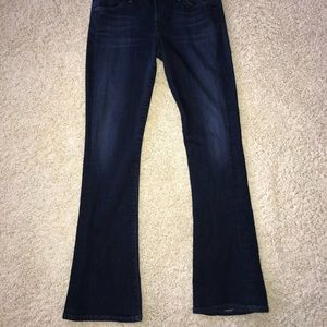 Citizens of Humanity Dark Wash Flare Jeans Size 27